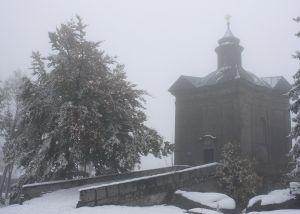 Poutní kaple Hvězda