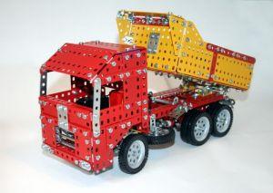 Stavebnice nákladní auto
