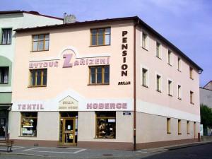 Ubytování: Ubytování - Penziony Hotely BRILLIA - Police nad Metují - Adršpach - Teplice nad Metují